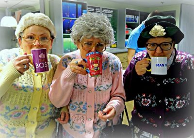 Dancing Grannies at Specsavers Wolverhapton (11)