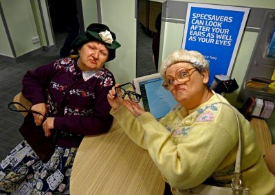 Dancing Grannies at Specsavers Wolverhapton (4)