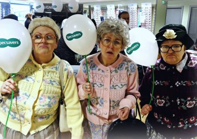 Dancing Grannies at Specsavers Wolverhapton (9)