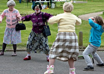 The Dancing Grannies at St Georges Day Celebrations Sandwell (7)