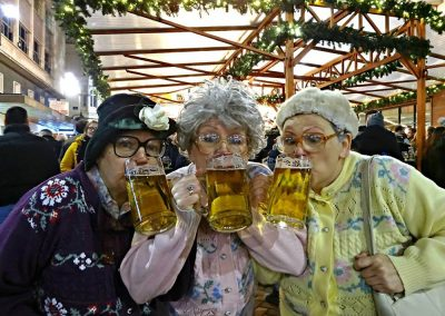 Dancing Grannies Beer