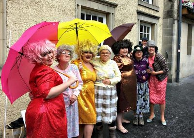 Dancing Grannies at the Fringe 3