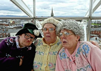 grannies eye
