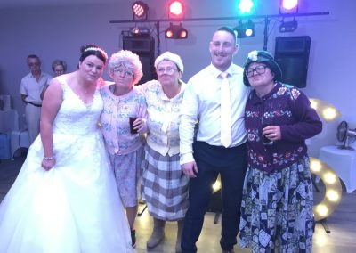 grannies wedding 2
